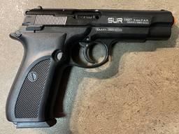 Стартовый пистолет SUR 1607 запасной магазин