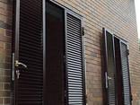 Ставни/решетки кованые/сварные на окна/двери под заказ - фото 1