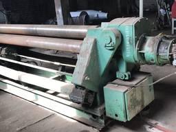 СТД14, СТД вальцы листогибочные четырехвалковые 4-5 на 2500 мм