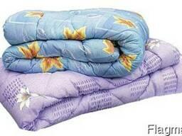 Стеганное силиконовое одеяло