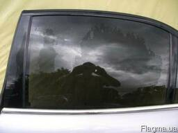 Стекло боковое Jaguar XJ 1998-2007 авторазборка б\у