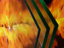 Стекло противопожарное