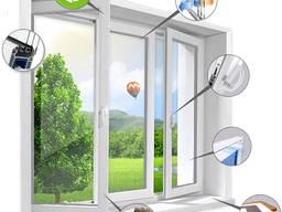 Стеклопакеты окна двери металлопластиковые Одесса