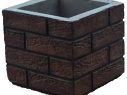 Стеклопластиковая форма для наборного столба К 10