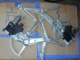 Стеклоподъемник электрический Opel Astra H 93178696 13101480