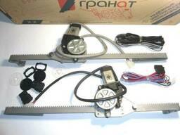 Стеклоподъемники электрические FIAT Doblo передние Гранат (комплект)