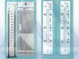 Стеклоприбор 100959 Гигрометр психрометрический ВИТ - 1 0 + 25