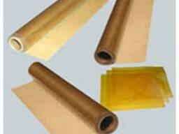 Прокладка (стеклоткань ) склеивающая марки СТП-4 тол.0.06мм