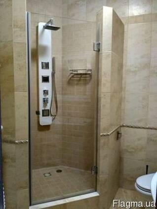 Стеклянные дверцы для ванной, для душа