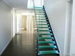 Стеклянные лестницы Киев
