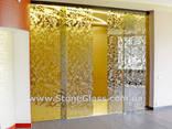 Стеклянные перегородки и конструкции, стеклянные двери - фото 2