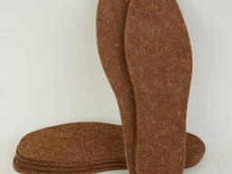 Стельки войлочные (толщина 4 мм)