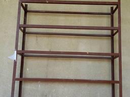 Стеллаж металлический для гаража, склада