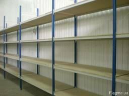 Стеллажи складские купить в Донецке - photo 8