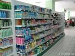 Стеллажи торговые для магазинов бытовой химии, хоз товаров - photo 2