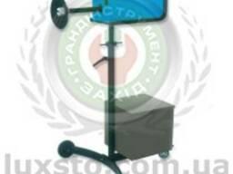 Стенд для проточки, стенд проточки тормозных колодок avl 801