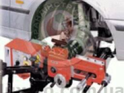 Стенд проточки тормозных колодок caorle stl 3601