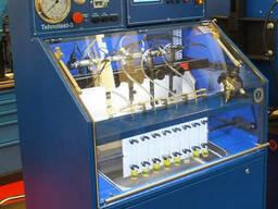 Стенд проверки форсунок Bosch Denso Delphi Siemens