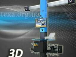 Стенд развал-схождения 3D HPA FAIP C880 (Италия)