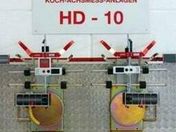 Стенд развал-схождения KOCH HD-10 EasyTouch