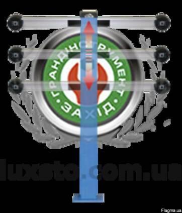 Стенд сход развал, розвал схождения Trommelberg URS183D2ATC