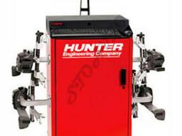 Стенд развал-схождения компьютерный Hunter (США) для грузовы