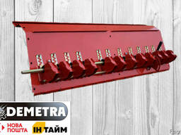 Стенка задняя ящика сеялки СЗ-3,6 СЗ-5,4 Demetra