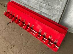 Стенка задняя ящика сеялки СЗ-3, 6 СЗ-5, 4,