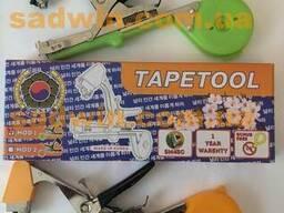 Степлер для подвязки растений Tapetool. Корея. Усиленный.
