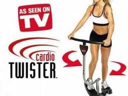 Степпер Cardio Twister, домашний тренажер для всего тела