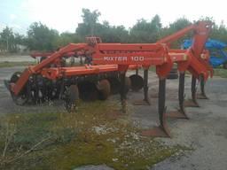 Стерньовий культиватор KUHN Mixter 100