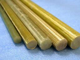 Стержень стеклотекстолитовый 22,0-80,0 мм