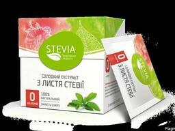 Стевия (Stevia) - натур. сахарозаменитель в стиках