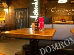 Стільниці для стола в ресторан від виробника в Україні!