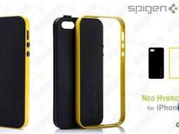 Стильный брендовый чехол Neo hybrid EX 5g Spigen SGP для iph