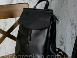 Стильные кожаные рюкзачки трансформеры , рюкзак кожа ss25845