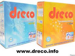 Стиральный порошок для цветного белья концентрат Dreco. - фото 4