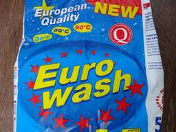 """Стиральный порошок """"Euro wash"""", 5 кг."""