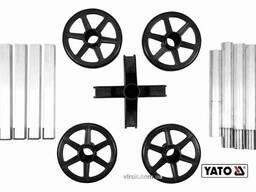Стійка для зберігання автомобільних шин YATO 4 шини 225 мм 100 кг