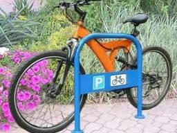Стійка велосипедна паркувальна