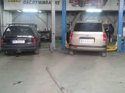 СТО легковых авто