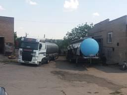 СТО по ремонту грузовых автомобилей, прицепов, полуприцепов
