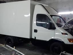 СТО ремонт грузовых микро авто бусов Одесса
