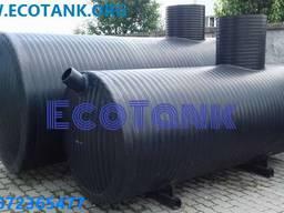 Стоимость резервуара стеклопластиковая емкость 50 м3