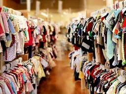 Сток детский, одежда Англия оптом от 10 кг