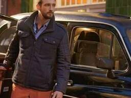 Сток мужской одежды Solid