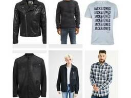 СТОК новая мужская одежда JACK & JONES ОПТ