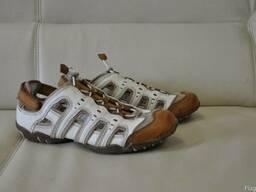 Сток новой обуви C&A. Микс на вес. Лот 10 кг. - фото 3