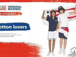 Сток оптом детской одежды Original Marines