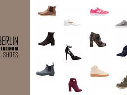 Сток взуття з європи. Модне взуття вищої якості
